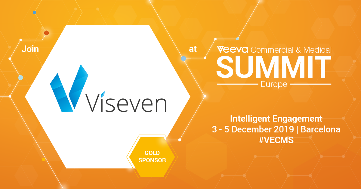 Veeva Commercial & Medical Summit in Barcelona, Spain