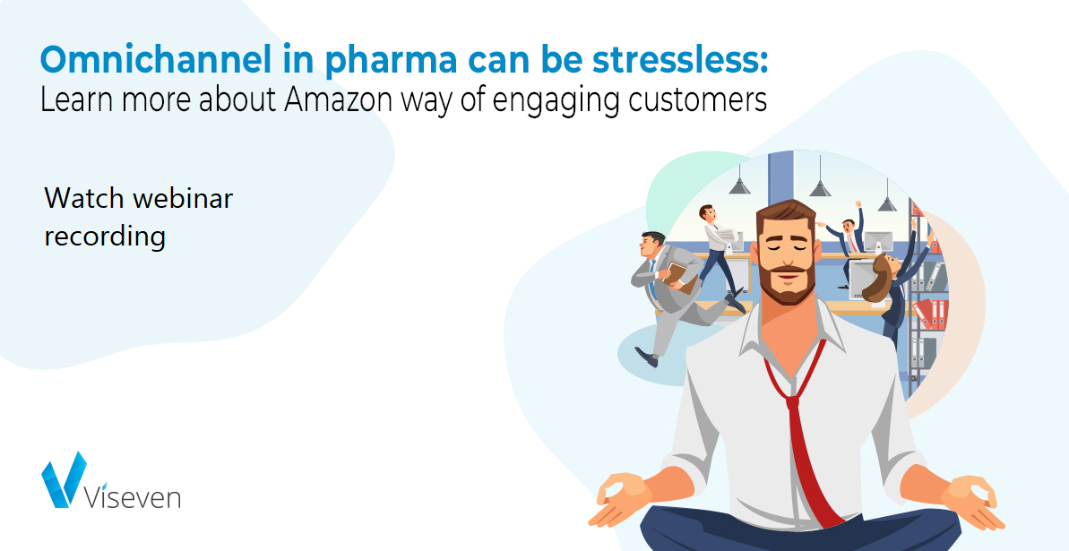 Engage like Amazon? Mission possible: omnichannel marketing for pharma