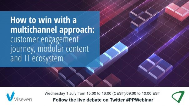 How to win with a multichannel approach in pharma: customer engagement journey, modular content and IT ecosystem